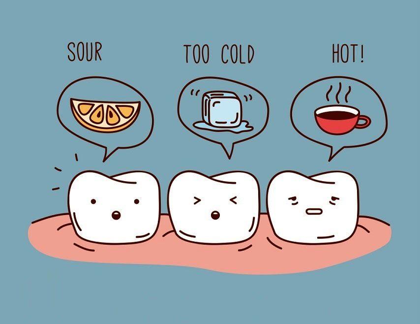 منشا دندان درد
